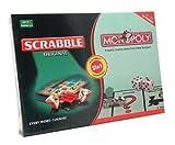 Shopaholic 2 In 1 Board Games - Scrabble...