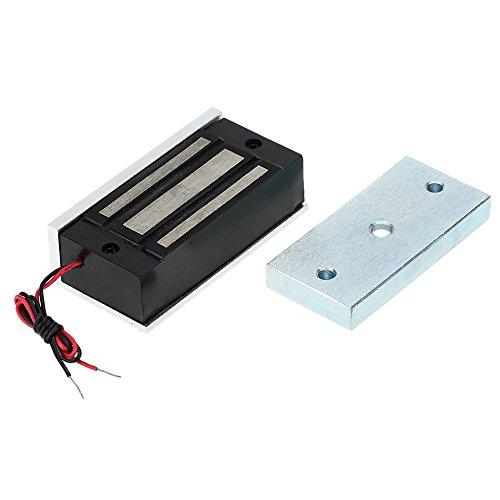 KKmoon Magnetica Elettromagnetica NC 12V Serratura...