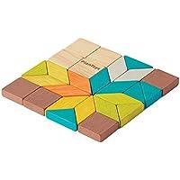 Plan Toys Mosaic - Wooden Set