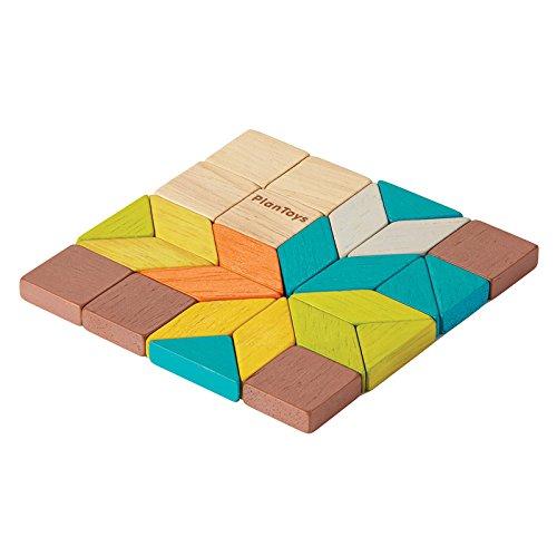 PlanToys- Mosaico (4131)