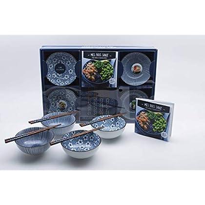 Mes recettes de Buddha Bowls saines et équilibrées