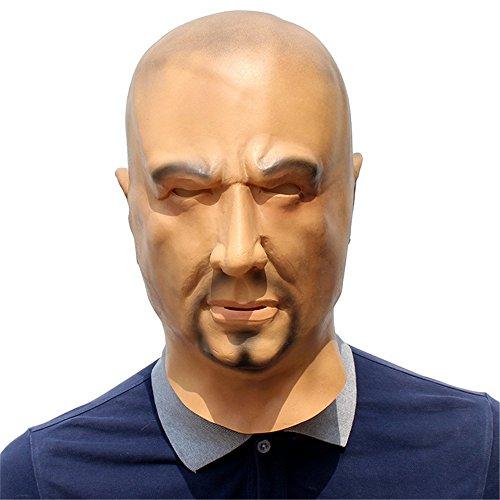 S Verkleiden Gesichtsmaske Triad Latex Maske Rollenspiel Maske ()