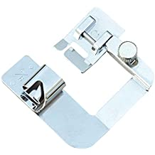 "4/8""curling Rolled Hemmer pie máquina de coser accesorios"