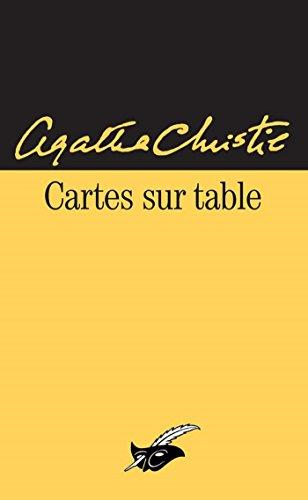 Cartes sur table (Masque Christie) par Agatha Christie