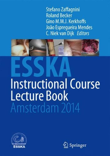 ESSKA Instructional Course Lecture Book: Amsterdam 2014 (2014-04-18)
