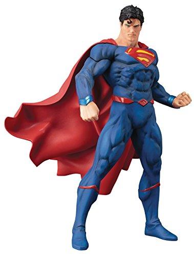 DC Comics SV198Superman Wiedergeburt ARTFX + Statue