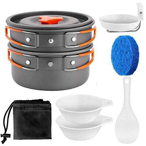 Camping Cookware...
