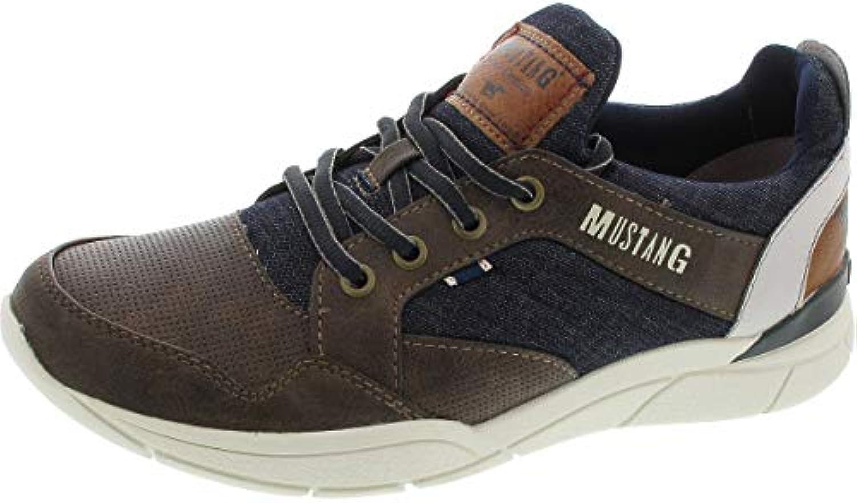 Gentiluomo   Signora Mustang 4138-301-32, scarpe scarpe scarpe da ginnastica Uomo Prezzo giusto Cheapest Elaborazione perfetta | Caratteristico  ff8cff