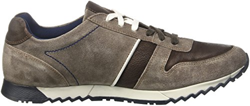 BATA 8434369, baskets montantes homme Marron