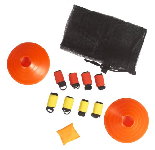 Spalding Flagge Fußball Kit (8er Pack) -