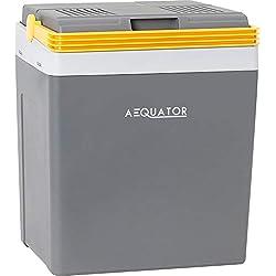 Aequator LUMI 24, Réfrigérateur portable, 24 Liter, Glacière électrique portable, Chaud/froid, 24L, 12/230V (0826042N.AE)
