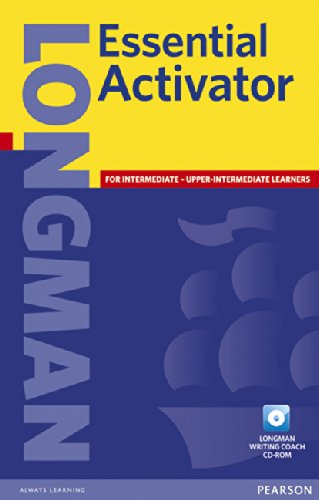 Longman Essential Activator Dictionary Paper with CD-ROM