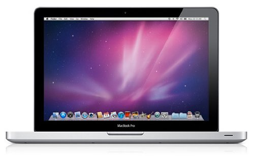 Apple MacBook Pro MD313D/A 33,8 cm (13,3 Zoll) Notebook (Intel Core i5-2435M, 2,4GHz, 4GB RAM, 500GB HDD, Intel HD 3000, Mac OS)