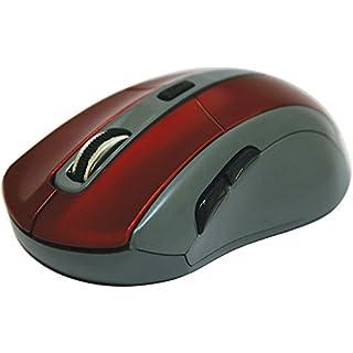 Defender Kabellose Optische Maus Accura MM-965, Rot, 6 Tasten, 800-1600 dpi