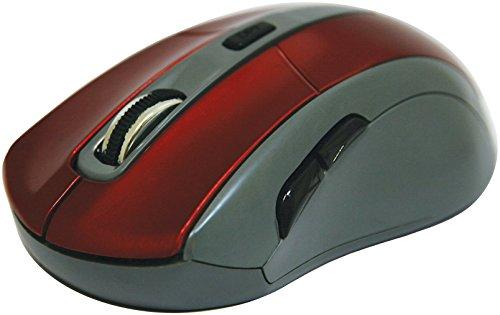 Defender Kabellose Optische Maus Accura MM-965, Rot, 6 Tasten, 800-1600 dpi - 965 Anhänger