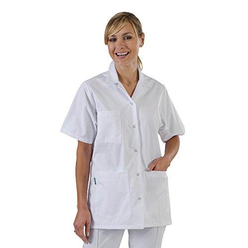 Label Blouse Etiqueta Blusa Mujer Bata Laboratorio
