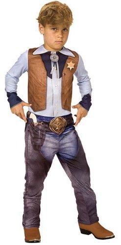 der Kostüm Alter 3-5 (Kids Dress Up Cowboy Kostüme)