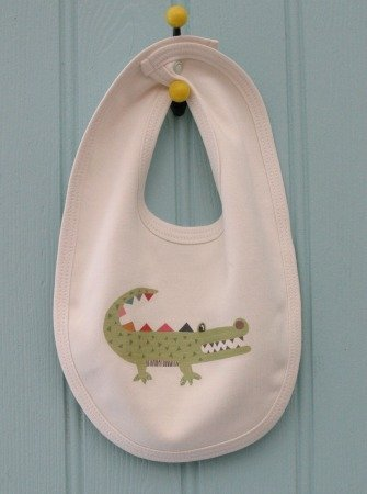 Petra Boase ltd Crocodile Bib by Petra Boase ltd (Bib Ltd)