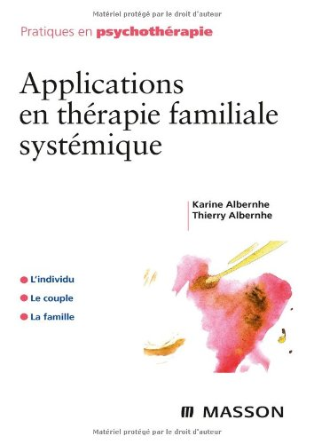 Applications en thrapie familiale systmique