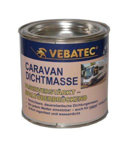 Vebatec Caravan Dichtmasse faserverstärkt 750g (2,30 € / 100g)