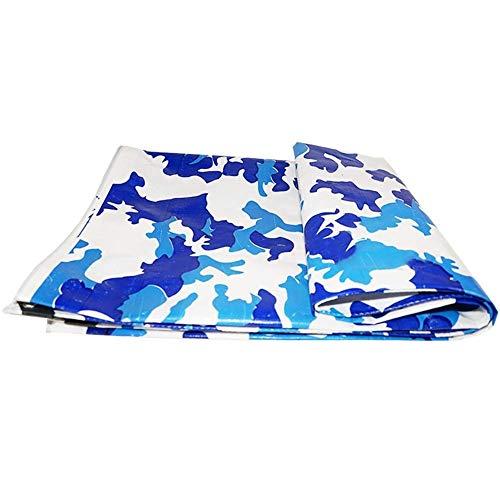 WCS Linoleum Crepe Plastic Rain Visier Plane, Truck Wagon, Boot, Camping, Dach oder Pool Markise Tarnung (200G / M2) Zelt-Kleint (Size : 4x4m)