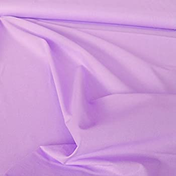 Baumwollstoff Meterware 1 lfm 160cm breit 100/% Baumwolle uni einfarbig Lila