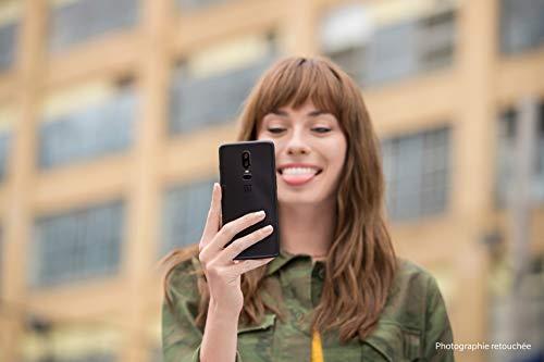 oneplus 6 midnight black - 41tec4RfxqL - OnePlus 6 Midnight Black – 8GB RAM 128 GB di Memoria – Android Dual SIM