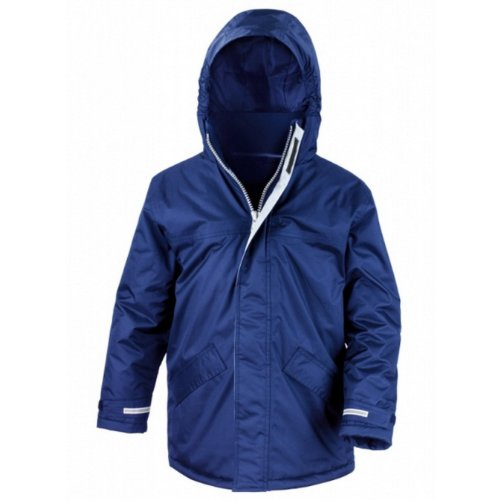 Result Childrens/Kids Core Winter Parka Waterproof Windproof Jacket