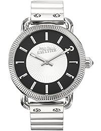 Reloj hombre JEAN PAUL GAULTIER–Index–Pulsera acero PVD–45mm–8504401