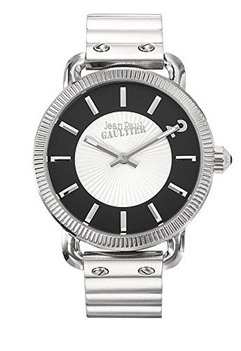 Jean Paul Gaultier Index Reloj de hombre cuarzo correa de acero 8504401