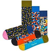 Happy Socks–Bolígraf de Wiz Khalifa algodón calcetines para hombres y mujeres