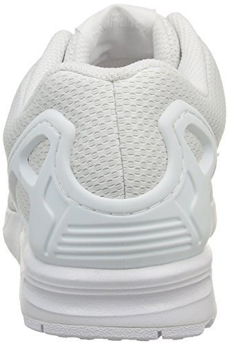 adidas Zx Flux, Sneakers Basses homme Blanc (White)