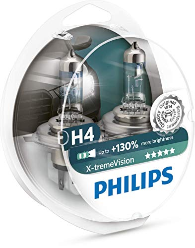 PHILIPS XTREME VISION +130 H4 Am...