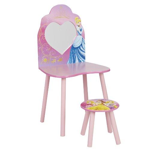 Worlds Apart 462DIR Disney Princess Schminktisch und Stuhl - 3