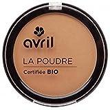 AVRIL - Bronzer Compatto Certificato Bio- Tonalità Ambre 69 - Texture morbida e setosa - Non testato su animali - 7 g
