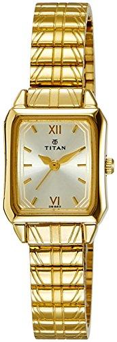 41tehgOHFrL - Titan NE2488YM01 Women watch