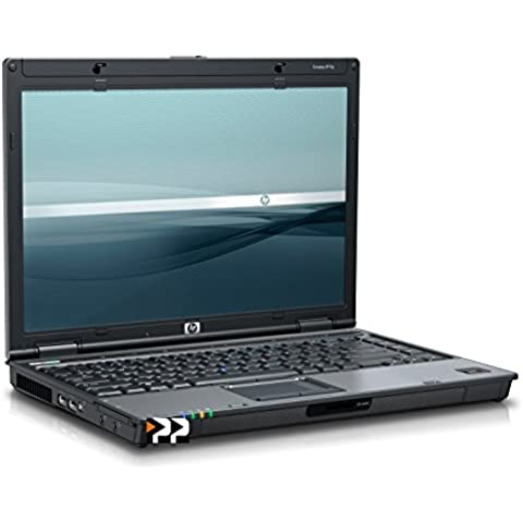 HP Compaq 6910p - Microsoft Authorised Refurbished Genuine Windows 7 Laptop - Core 2 Duo 4.0ghz (2 x 2.0 CPU) 2GB RAM 250GB HDD DVD-RW SD-Card Reader BlueTooth - BRAND NEW BATTERY & POWER SUPPLY!!!, [Importado de