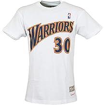 Camiseta Blanco Warriors Golden Mitchell De amp; Curry Ness Stephen State Diseño 4HUHBE1q