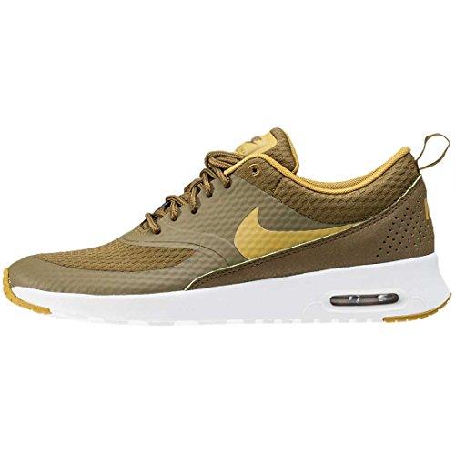 Nike Damen 819639-301 Turnschuhe, Grün Grün (Olive Flak / Peat Moss / Summit White)