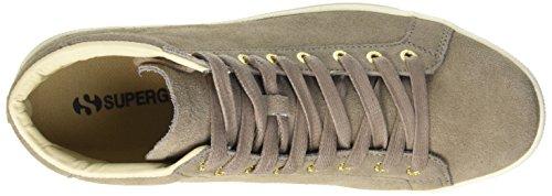 Superga 4531-Sueu, Chaussures de Gymnastique Mixte Adulte Marron (K51 Dark Chocolate)