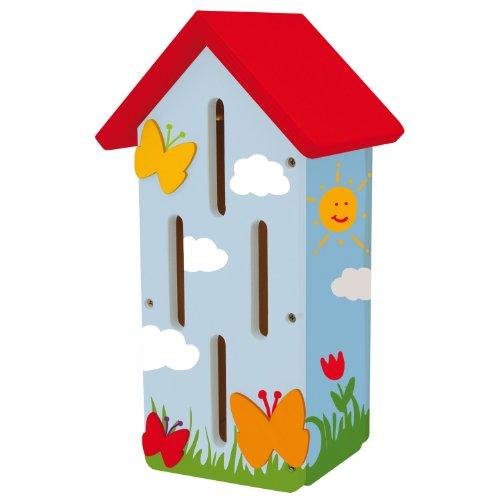 Schmetterlingshaus aus Holz thumbnail