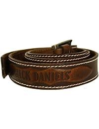 Jack Daniels Leather Belt