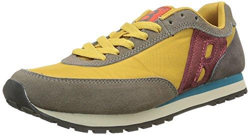 BensimonRunning - Sneaker Donna , Giallo (Jaune(209 Jaune)), 38