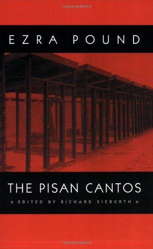 The Pisan Cantos (New Directions Paperbook) por Ezra Pound