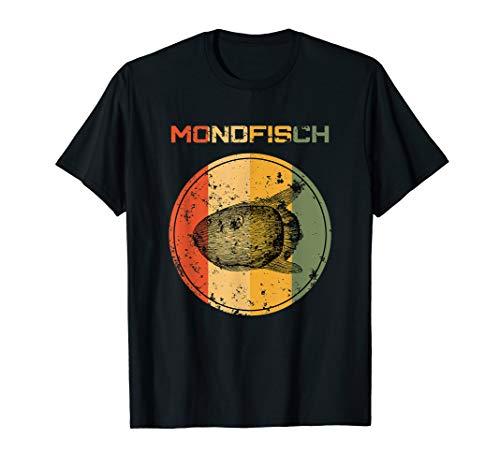 Hochseeangeln Tshirt Mondfisch Lustig Fisch Set Ausrüstung