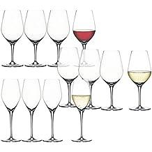 Spiegelau & Nachtmann, 12-teiliges Gläser-Set, Kristallglas, Authentis, 4400192