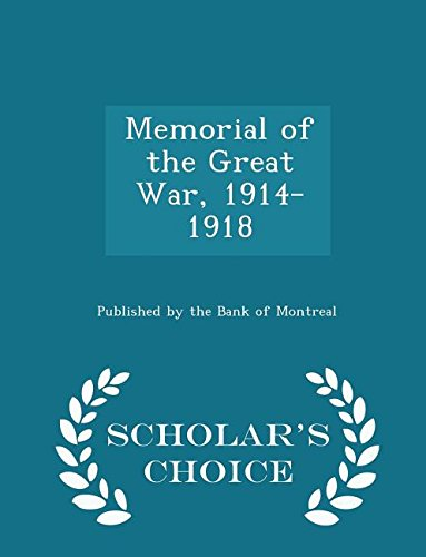 memorial-of-the-great-war-1914-1918-scholars-choice-edition