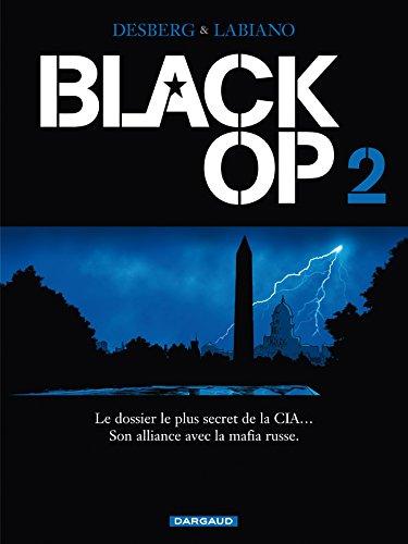 Black Op - saison 1 - tome 2 - Black Op T2