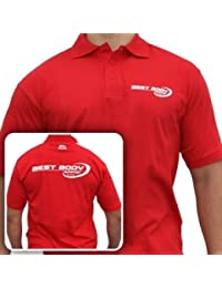 Best Body Nutrition Polo Shirt rot
