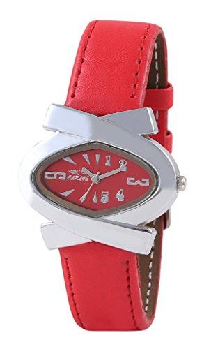 Carlos CR-7036  Analog Watch For Girls